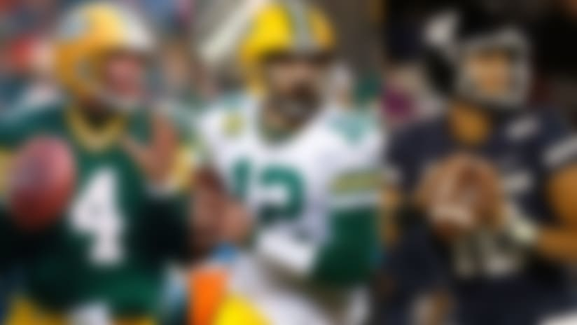 Favre weighs in: Rodgers 'too good' to be replaced