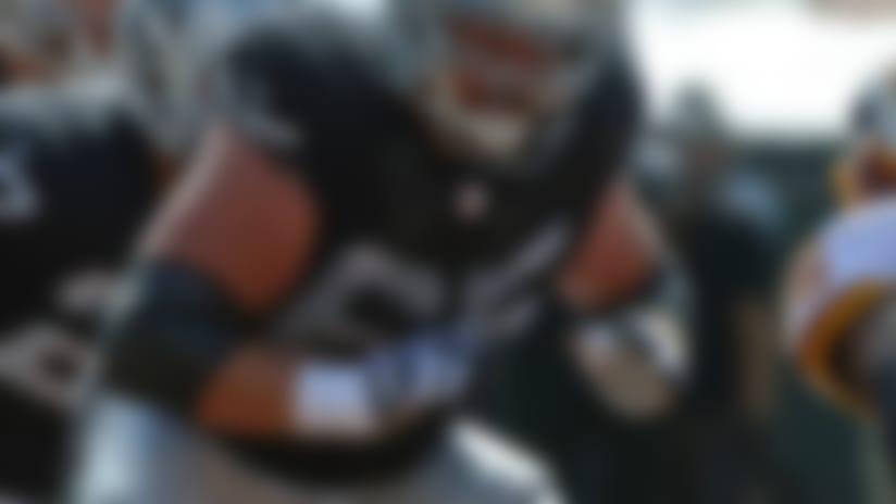 Mike Brisiel released by Oakland Raiders