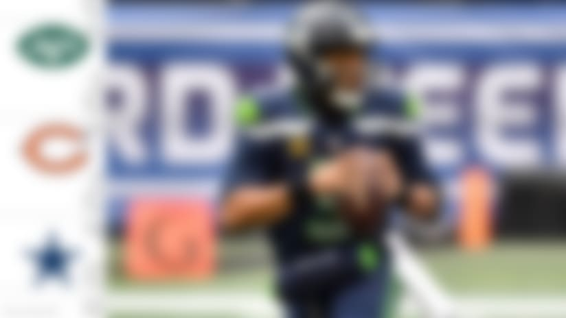 Which teams should pursue Russell Wilson?