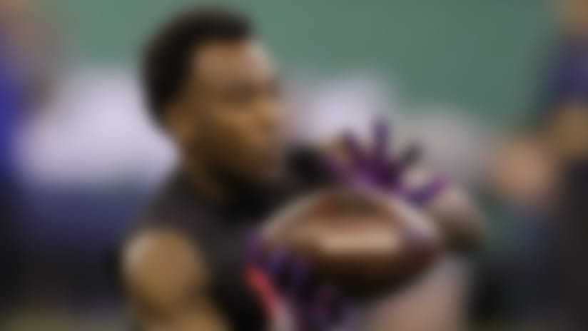 Texans add weapon for Watson, draft WR Keke Coutee