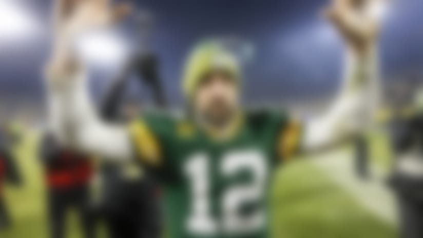 Aaron Rodgers' clutch play sends Packers to NFC title game