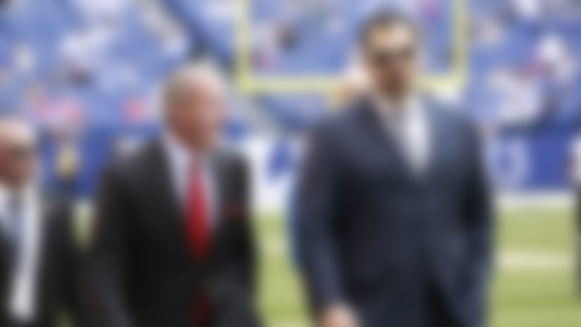 Report: Irsay, Grigson had 'heated conversation'