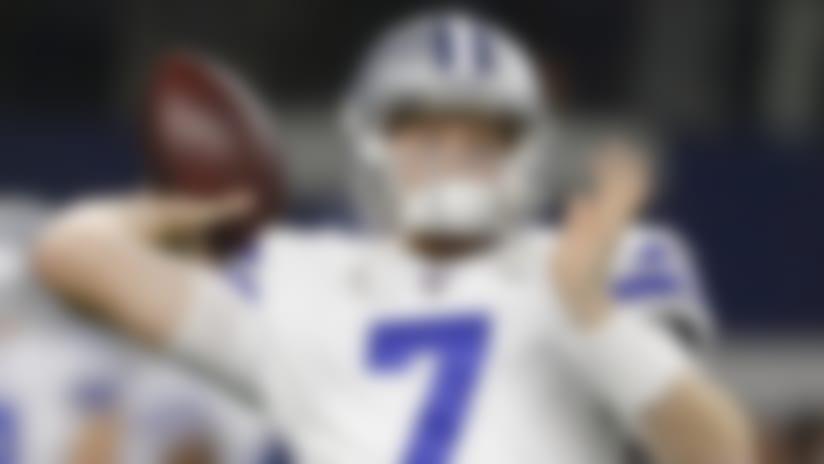 Cowboys waive QB Cooper Rush amid Dalton signing