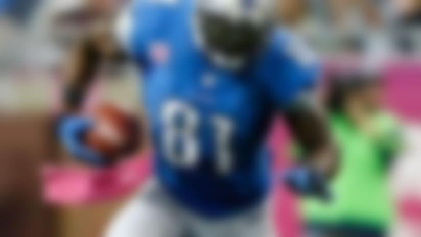 Calvin Johnson misses Detroit Lions' week of practice