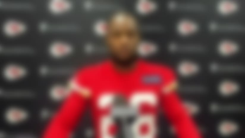 Le'Veon Bell: Playing for Chiefs is 'undeniable' opportunity