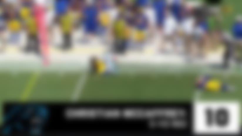 Christian McCaffrey's top 10 plays | 2019 season
