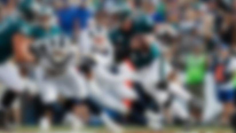 'America's Game': How Wentz attributes his elusiveness, athleticism