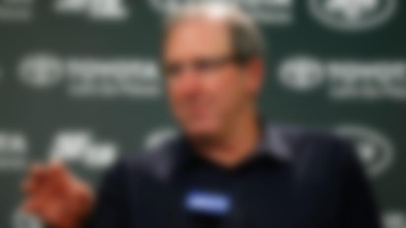 New York Jets fire special teams coach Bobby April