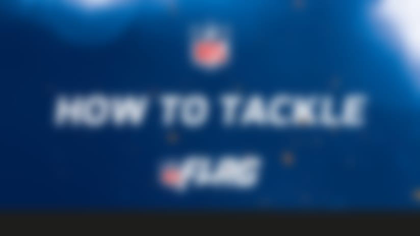 NFL Flag: How to tackle