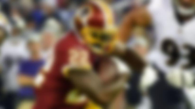 DeVeon Smith breaks away for a 28-yard TD