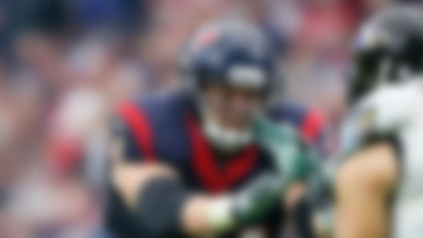 Tyson Clabo released by Houston Texans