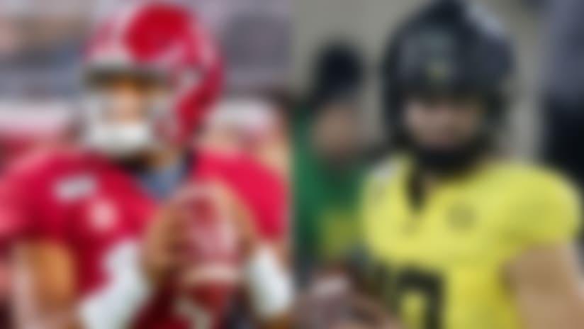 Bucky Brooks: Why it'd be wise to start Tua, Herbert in Week 1