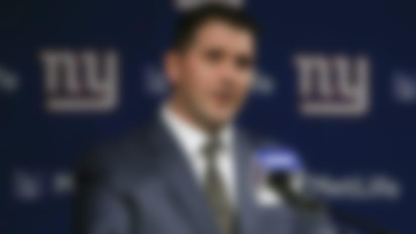 Giants' Joe Judge opens up on Daniel Jones, COVID-19, player protests