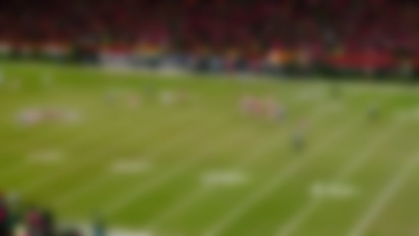 See Kansas City Chiefs running back Spencer Ware lay out for the crucial catch in 360 degrees   True View