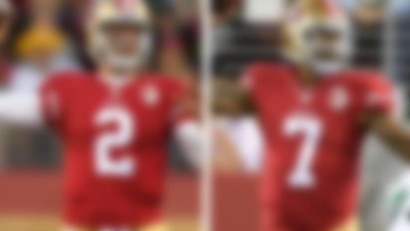 Kaepernick, Blaine Gabbert mediocre in 49ers tuneup