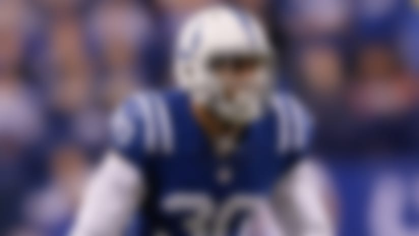 Indianapolis Colts release safety LaRon Landry
