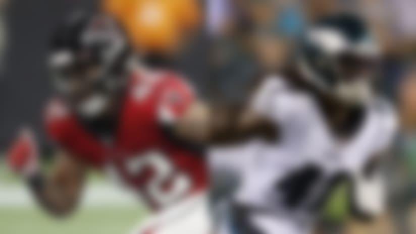 Eagles swap Johnathan Cyprien for Falcons' Duke Riley