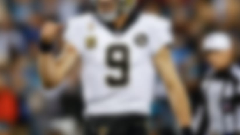 Offensive player rankings, Week 13: Drew Brees delivers again