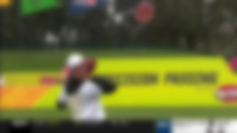Kirk Cousins makes it rain in 'Precision Passing' | 2020 Pro Bowl Skills Showdown