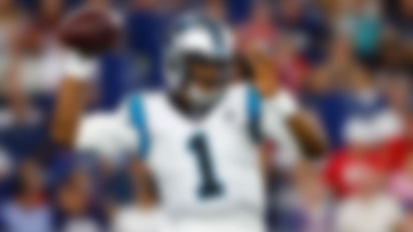 Game Theory: Projecting Cam Newton's 2020 stat line