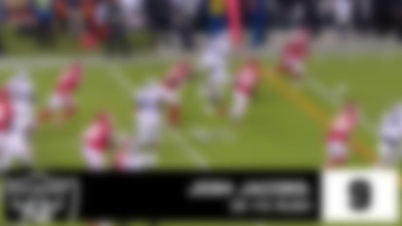 Josh Jacobs' top 10 plays | 2019 season