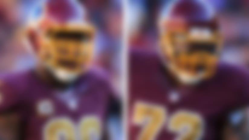 Barry Cofield, Stephen Bowen cut by Redskins