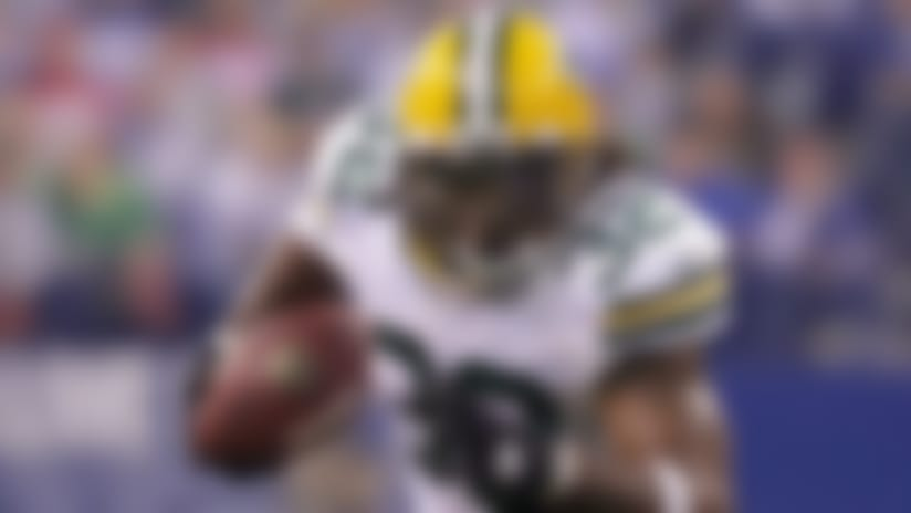 Cedric Benson placed on injured reserve by Packers