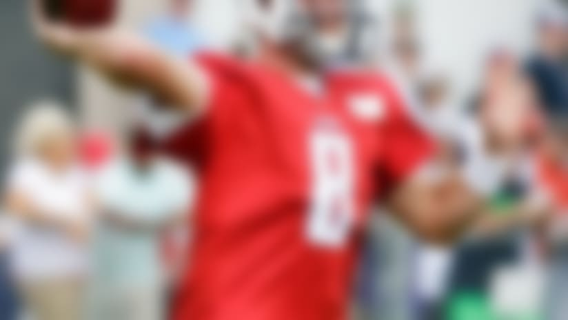 Tennessee Titans release quarterback Tyler Wilson