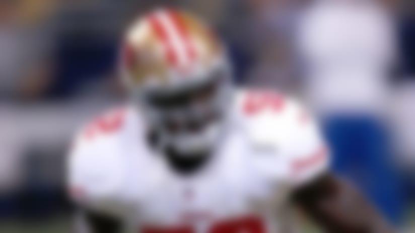 Patrick Willis (toe) placed on 49ers' season-ending IR