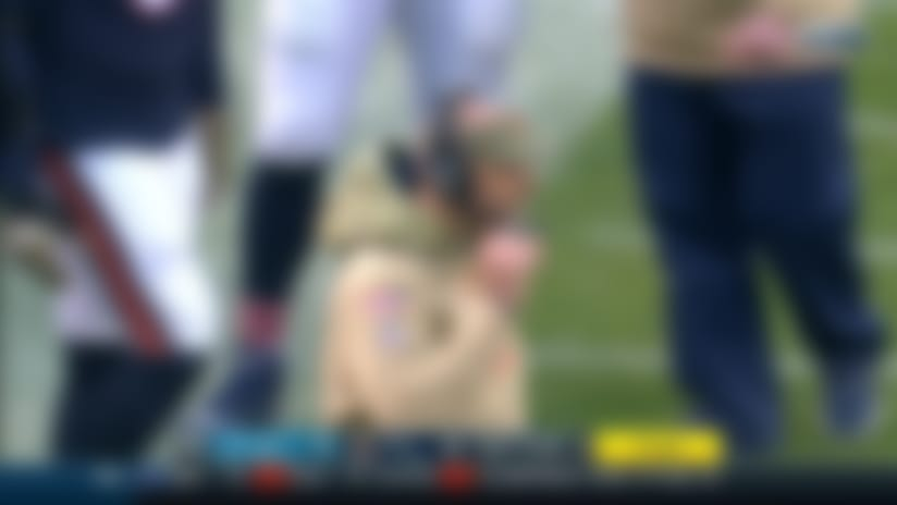 Lions vs. Bears highlights | Week 10