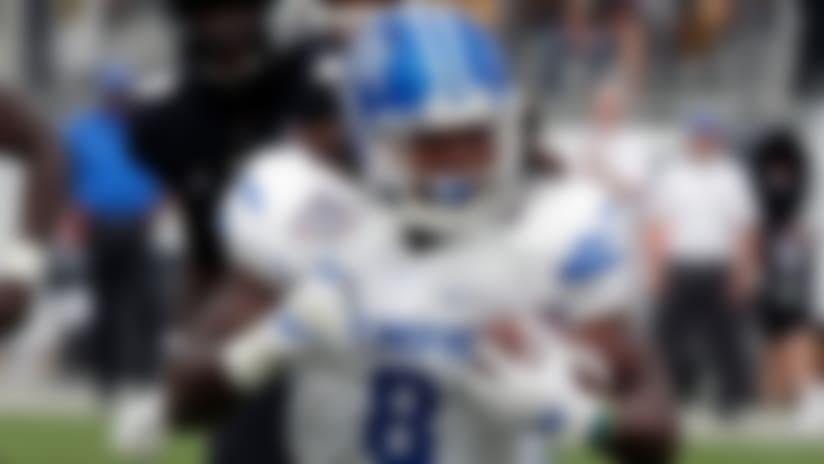 Rams draft Memphis' Darrell Henderson in Round 3