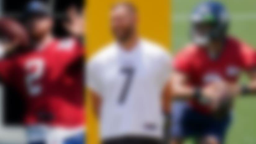 Training camp: 32 teams, 32 storylines
