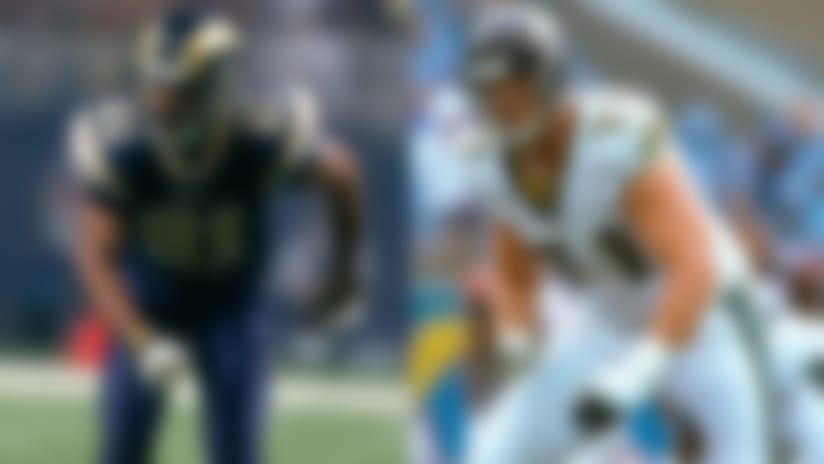 Silver campaigns for Holt, Boselli and Bryant Young to make 2021 HOF class