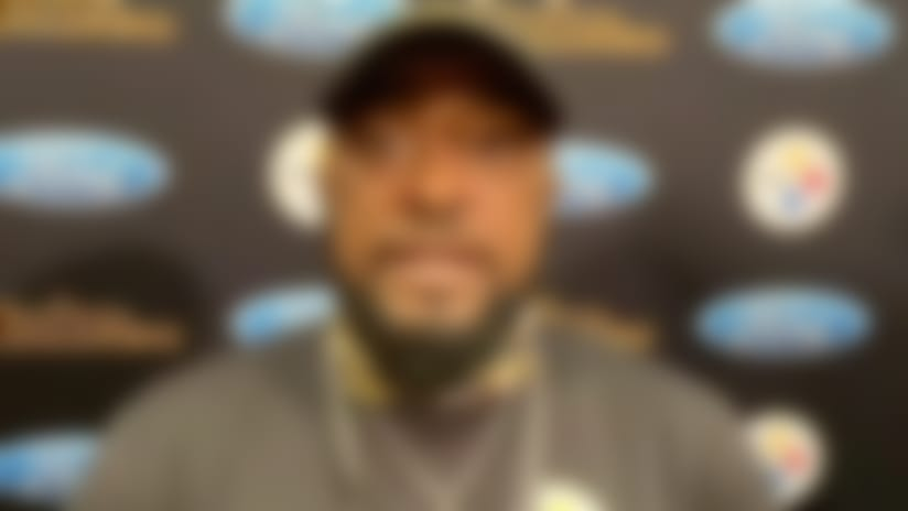 Tomlin says players need to stand out in practice to make the roster in '20