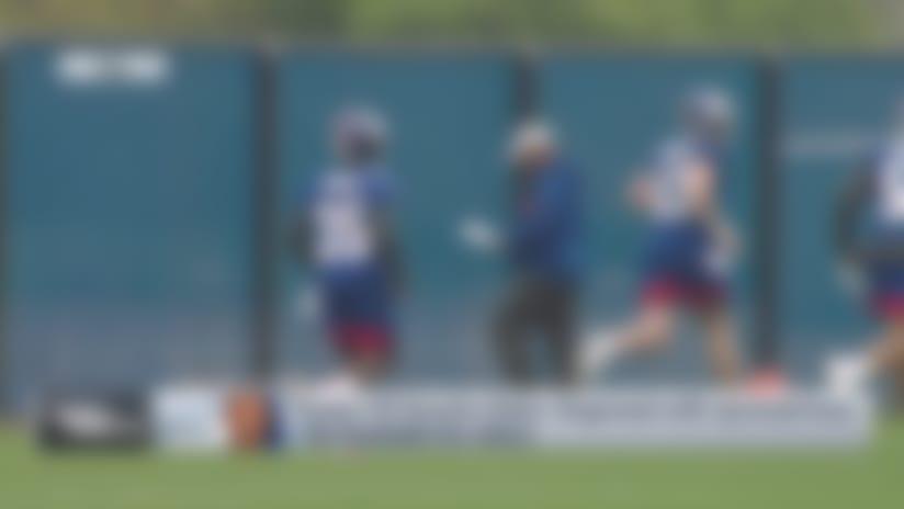 Tom Pelissero offers timetable for Giants rookie CB Deandre Baker's return from knee sprain