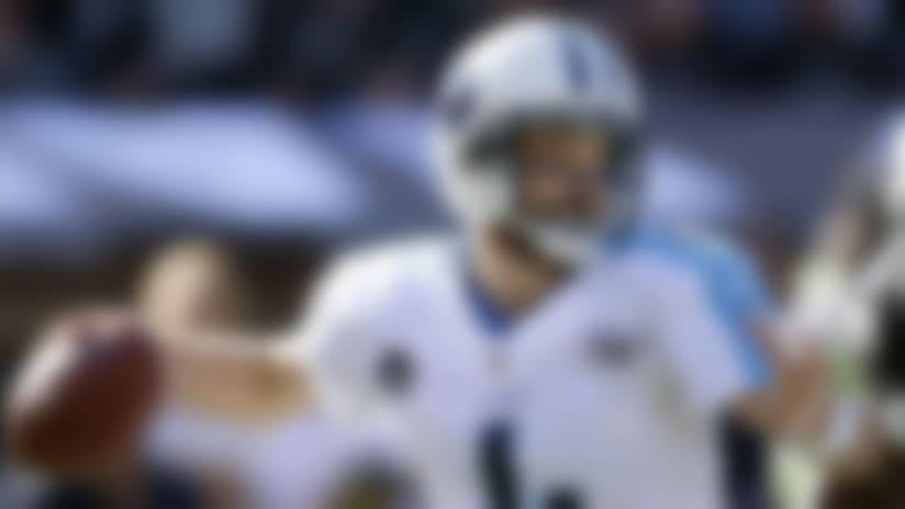 Ryan Fitzpatrick leads Tennessee Titans to comeback win over Oakland Raiders