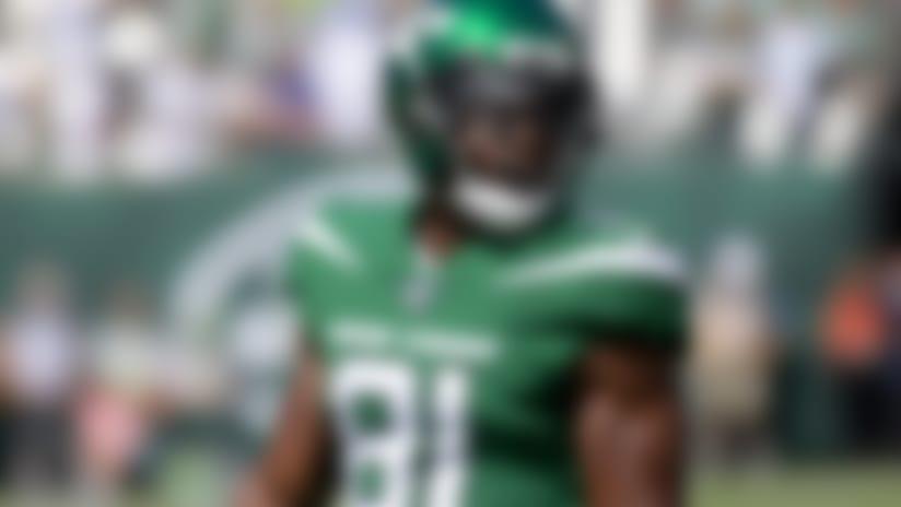 Jets release oft-injured wide receiver Quincy Enunwa