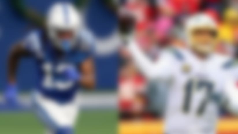 Will Indianapolis Colts QB Philip Rivers and T.Y. Hilton be a top 5 duo in 2020?