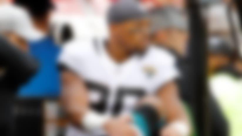 Ian Rapoport: Jacksonville Jaguars running back Corey Grant suffered season-ending foot injury on Sunday