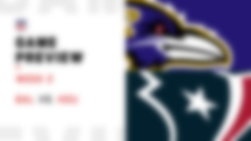 Ravens vs. Texans preview | Week 2