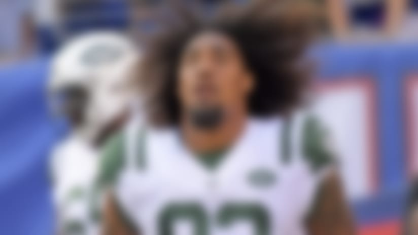 Roundup: Jets' Leonard Williams injures wrist