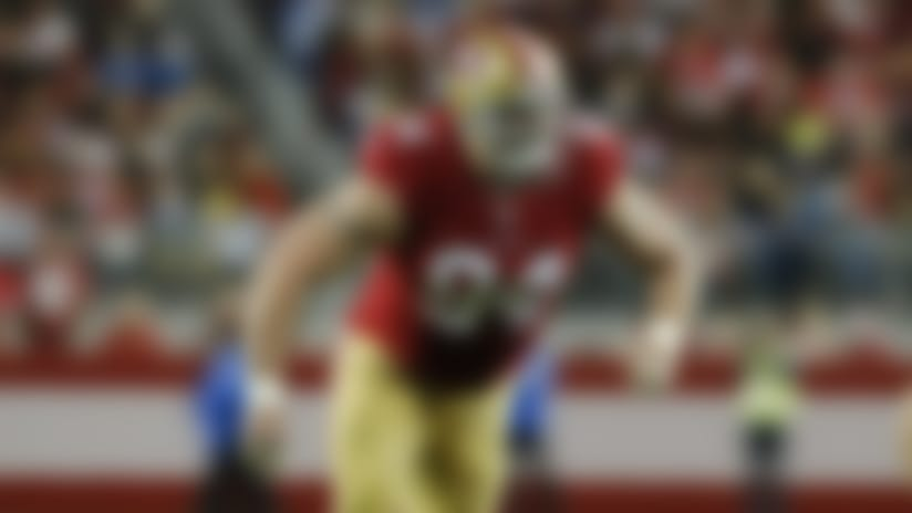 Trent Baalke says 49ers' Justin Smith is 'hard to read'
