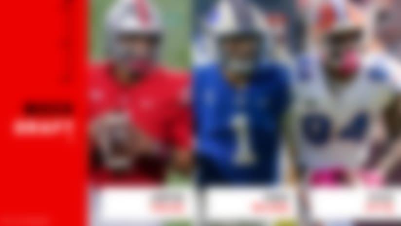 GMFB mock draft: Wilson to 49ers?