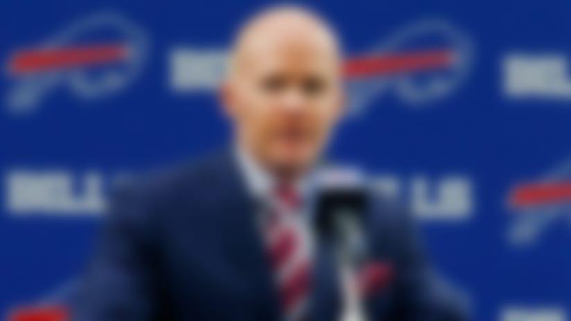 McDermott believes Bills' No. 2 receiver is on roster