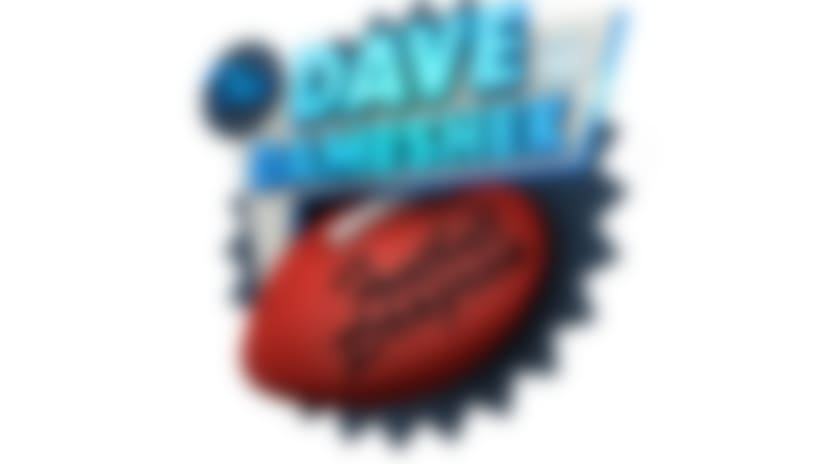 dave dameshek football program logo
