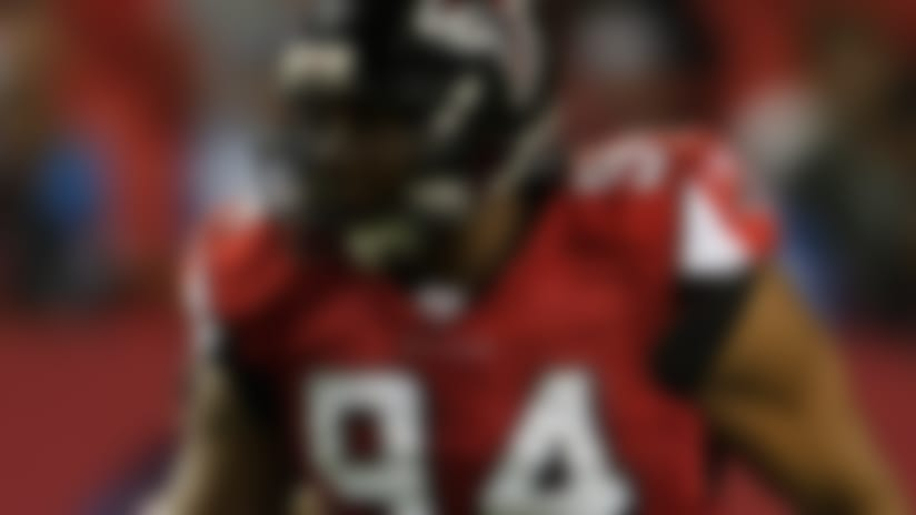 Peria Jerry, former Falcons first-round pick, retiring