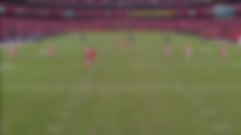 Daniel Sorenson delivers second turnover for Chiefs in under 30 seconds