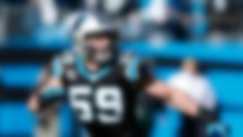 Luke Kuechly tops 2014 list of NFL's best LBs