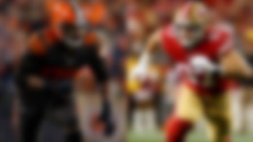 Myles Garrett, Nick Bosa among NFL's top 10 disruptors of 2019