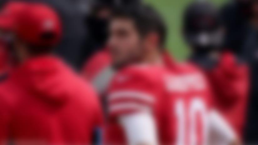 Is Garoppolo the 49ers' long-term QB?